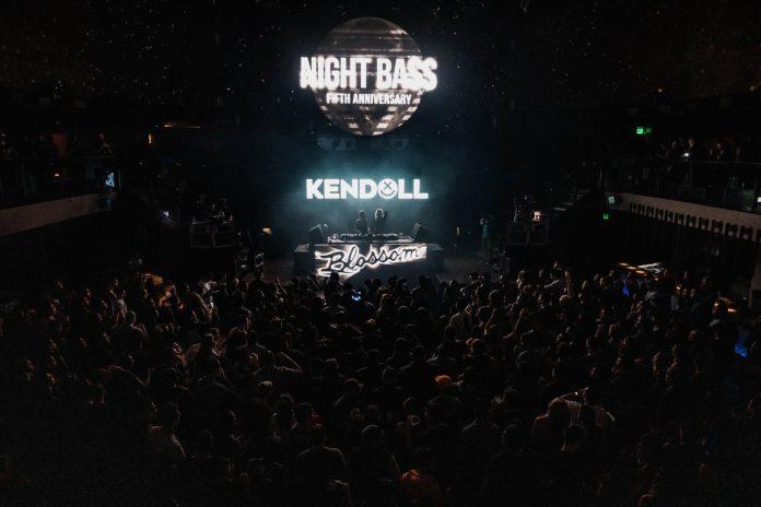 Exchange LA Night Bass 5th Anniversary Kendoll b2b Blossom