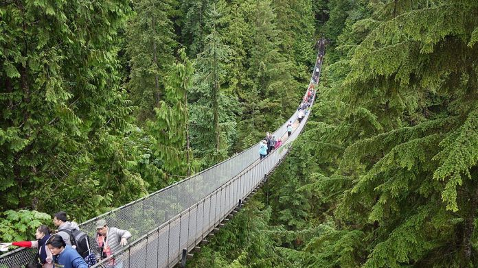 Capilano Suspension BridgeVancouver