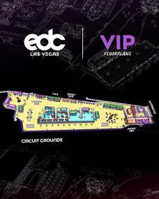 EDCLV 2019 VIP Floorplan