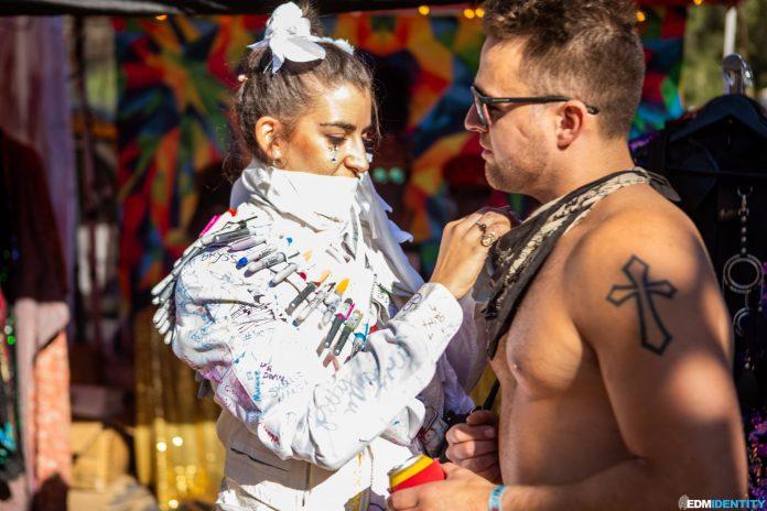 Desert Hearts 2019 - Sharpie Lady