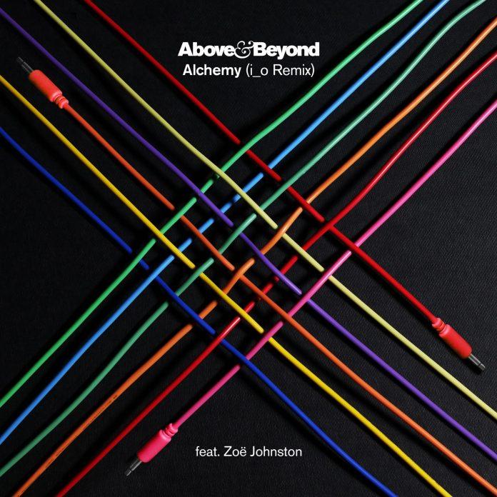 Above & Beyond Alchemy i_o Remix
