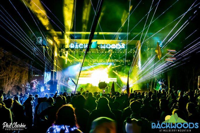 Backwoods Music Festival 2018