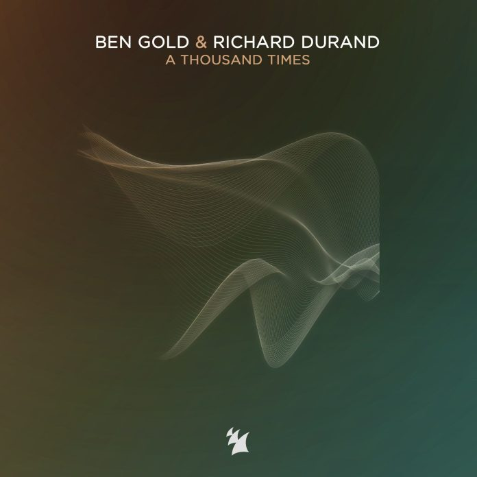 Ben Gold & Richard Durand A Thousand Times Album Art