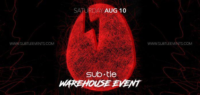 Subtle Presents a Warehouse & Block Party featuring DIrtybird Artist's