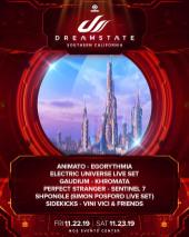 Dreamstate SoCal 2019 Lineup Announcement 4