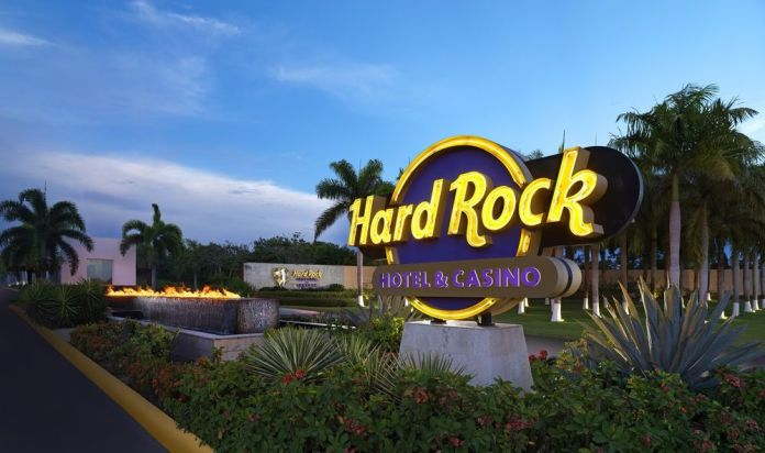 Hard Rock Hotel and Casino Punta Cana Dominican Republic