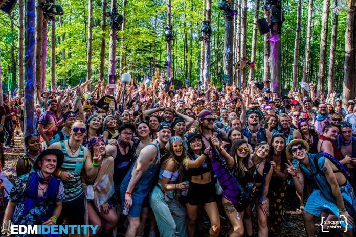 Electric Forest 2019 Said the Sky Ocular Organ Group