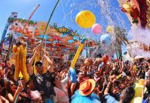 elrow at Encore Beach Club