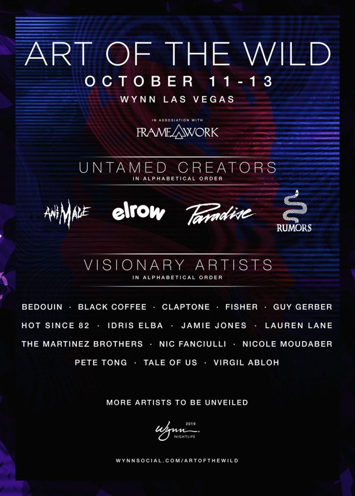 Art Of The Wild 2019 Fall Lineup