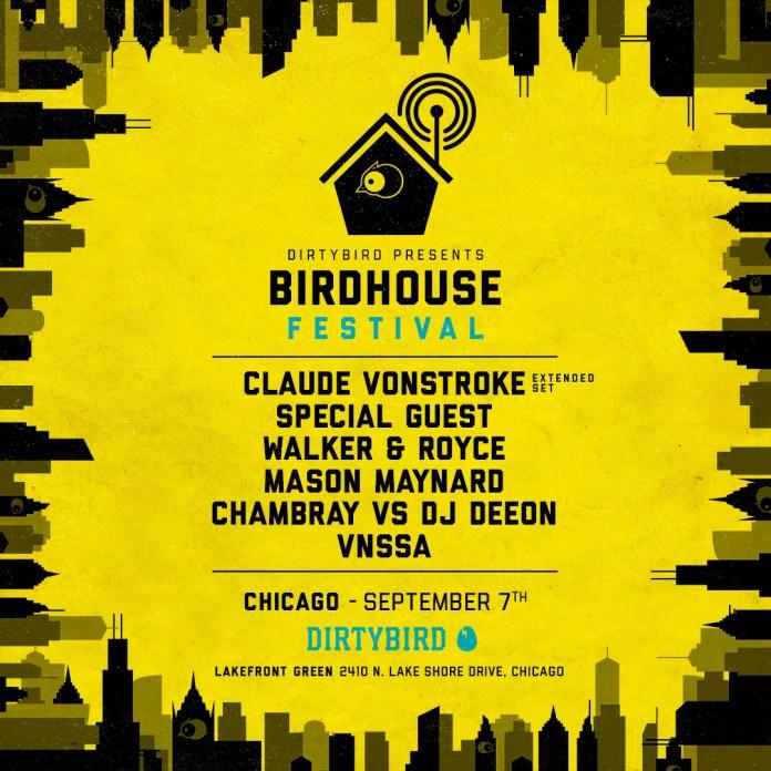 Birdhouse Festival 2019 Lineup