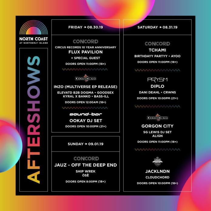 North Coast 2019 Set Times & Essential Info | EDM Identity