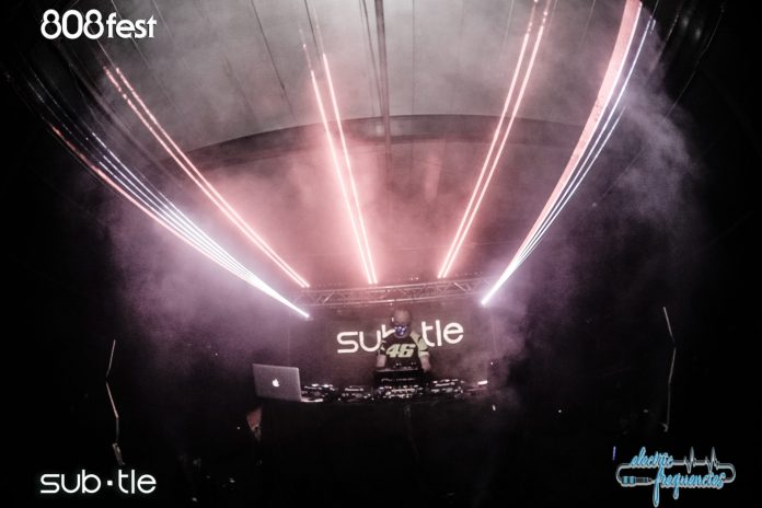 Subtle Events Warehouse/Block Party: Ncturnal