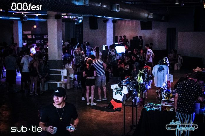 Subtle Events Warehouse/Block Party: Downstairs Warehouse