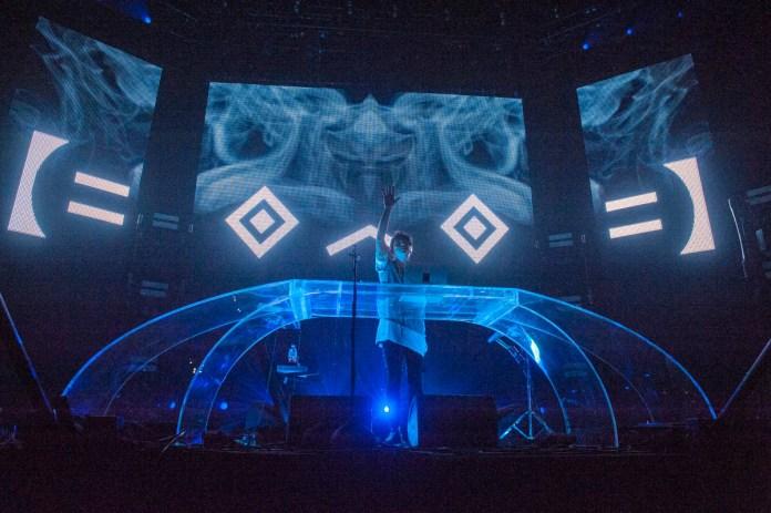 Porter Robinson Worlds Tour 2014