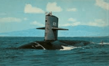 Submarine Dreams by Ed Miracle
