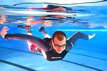 buddhalow swimming