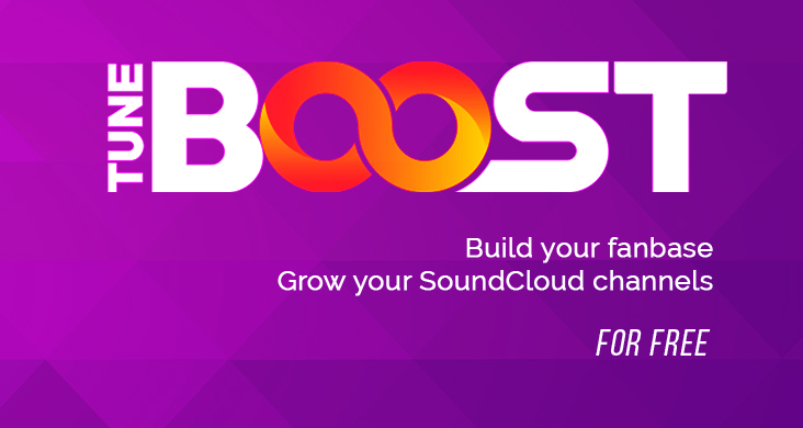 follow to download soundcloud tuneboost