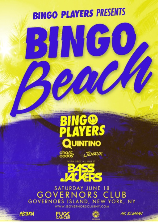 bingo players bingo beach