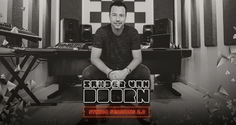 Sander van Doorn Online Studio Sessions 2.0