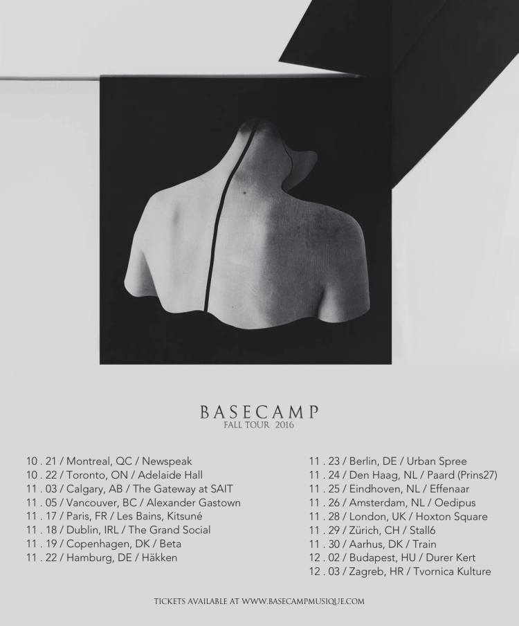 Basecamp Fall Tour