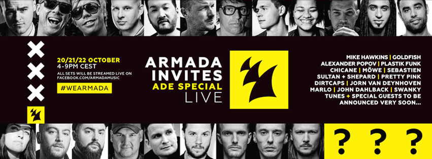 ADE Special Lineup