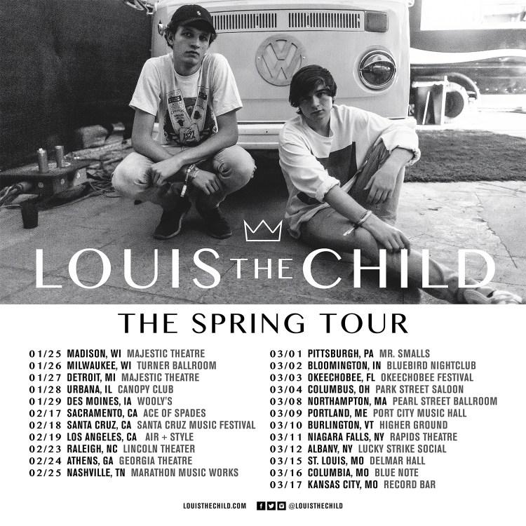 Louis The Child Tour