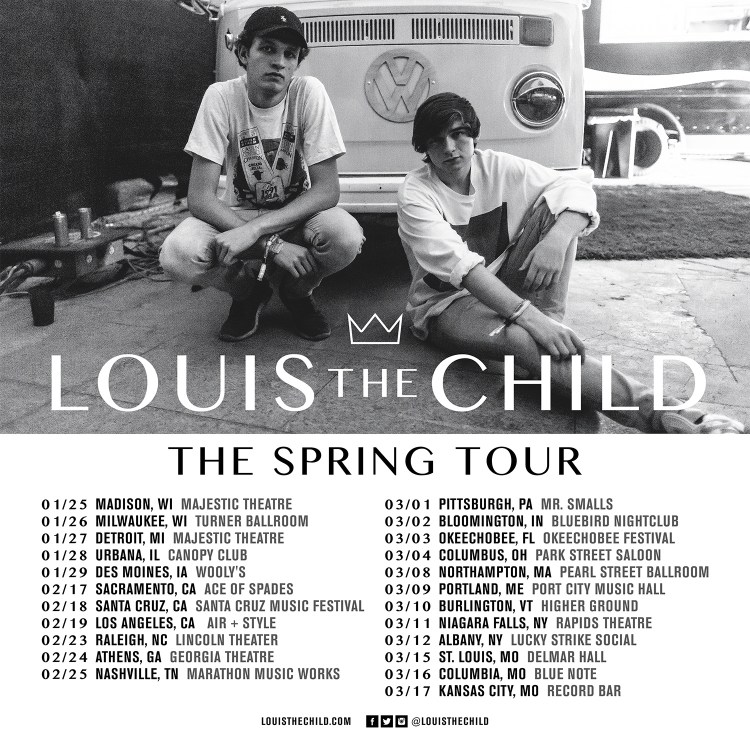 Louis The Child Tour