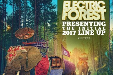 electric forest 2017 lineup