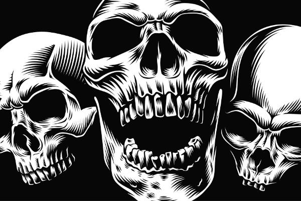 red skulls bass agents