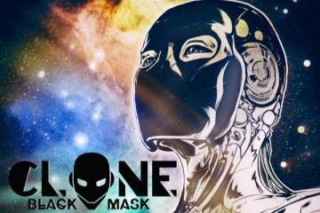 clone black mask