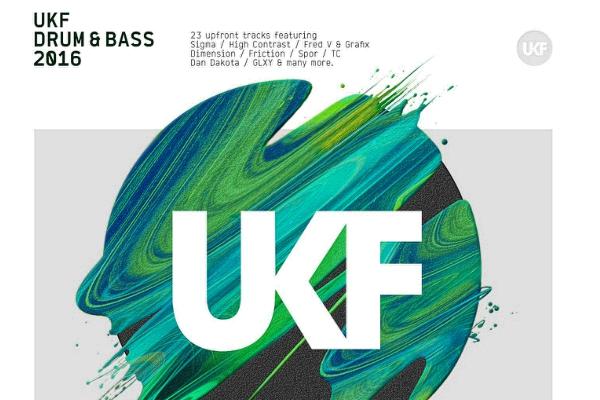 ukf drum and bass 2016