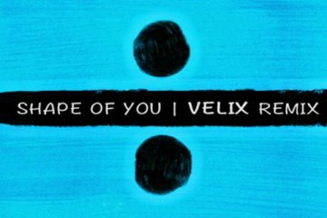 velix shape of you