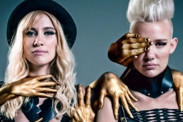 nervo in your arms
