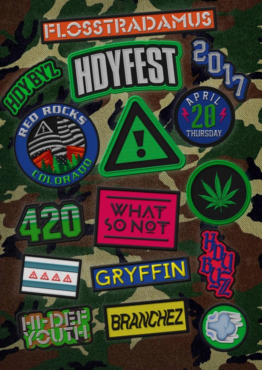 HDYFEST Flyer
