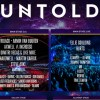 untold festival 2017 lineup