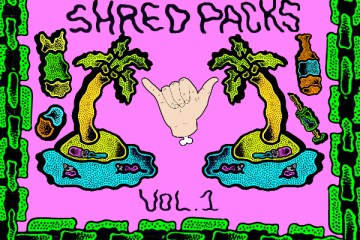 getter shred packs vol 1