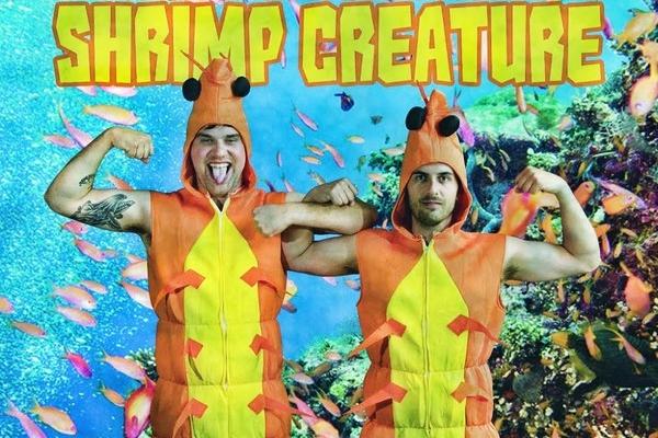 borgore shrimp creature