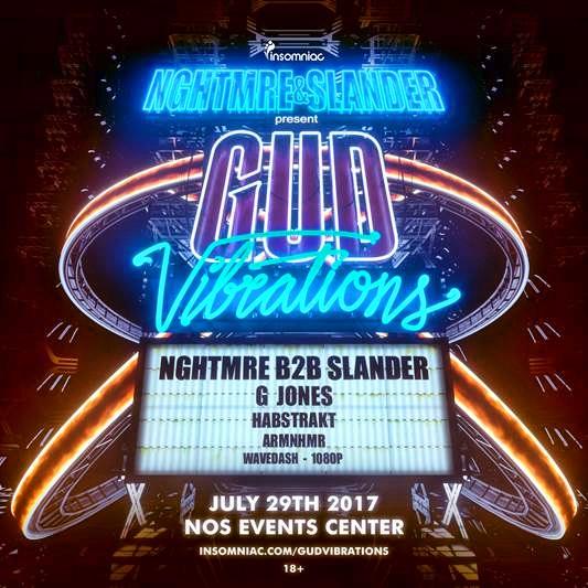 Gud Vibrations Show