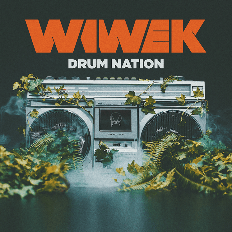 Drum Nation EP Artwork