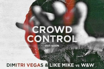 dimitri vegas like mike wandw crowd control