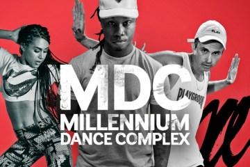 millennium dance complex zumba dance campaign