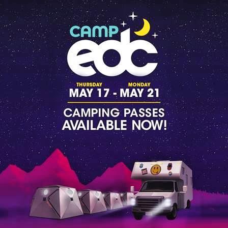 EDC Camp 2018 Flyer