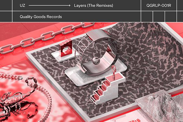 UZ - Layers (The Remixes)