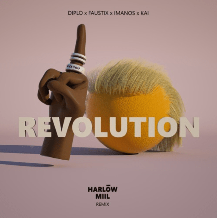 Harlow Miil Revolution Remix Cover