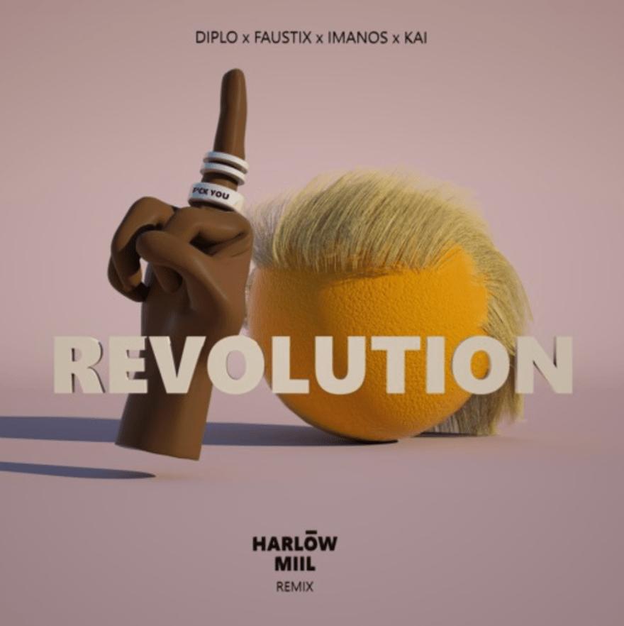Harlow Miil Revolution Remix Cover