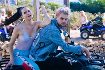 sofi tukker nervo the knocks alisa ueno best friend music video