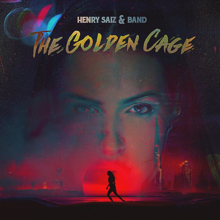 Henry Saiz Golden Cage Album Cover