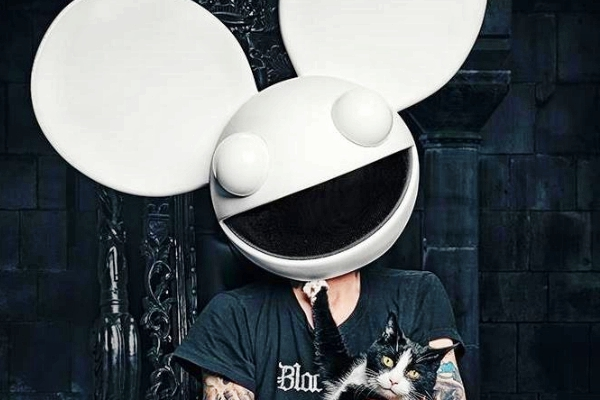 deadmau5 facerig avatar