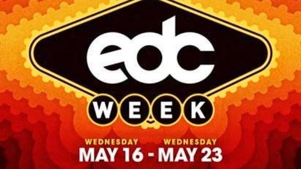 edc week 2018 dates