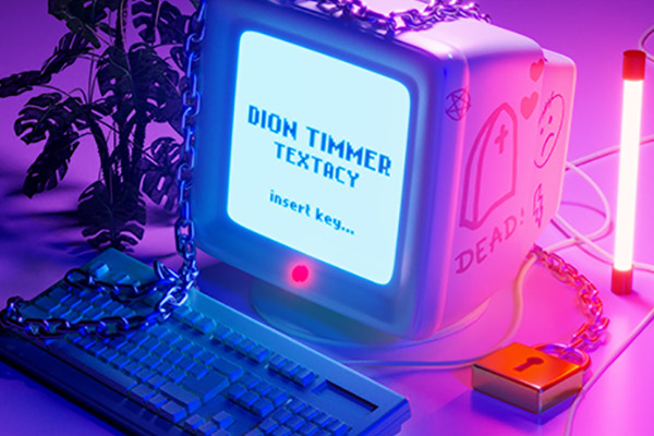 Dion Timmer - Textacy